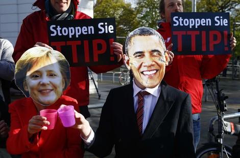 "TTIP-Exklusiv: ""Verhandler verhandeln"""
