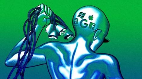 Big-Five-Detox: Überleben ohne Apple, Microsoft, Google, Facebook, Amazon