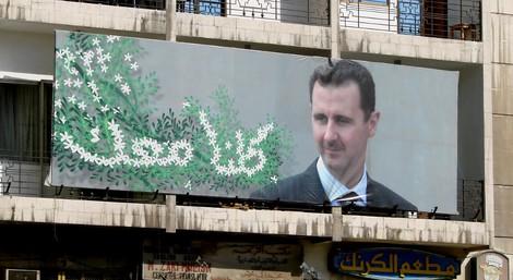 Syrien als Beute – wie Assads Verbündete das Land aufteilen