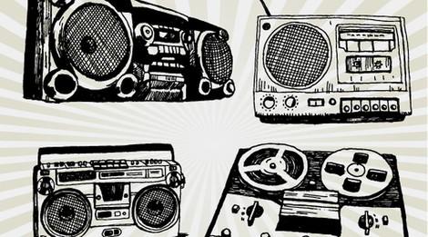 Ein Album am Tag ein Jahr lang — über die Musikindustrie