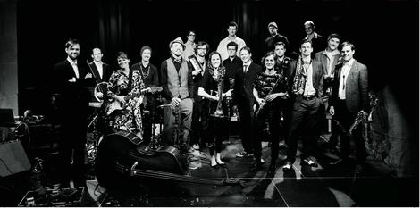 Die Rache der Big Band: Monika Roscher