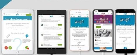 piqd gibt es jetzt auch als App 📱