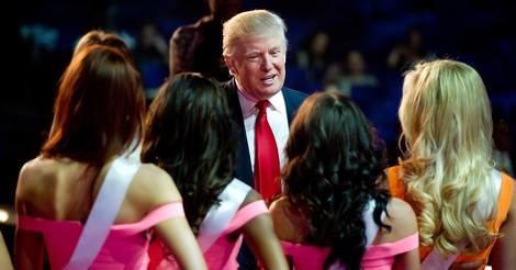 Von Karriereförderung zur Vergewaltigung: Donald Trumps erschreckendes Verhältnis zu Frauen