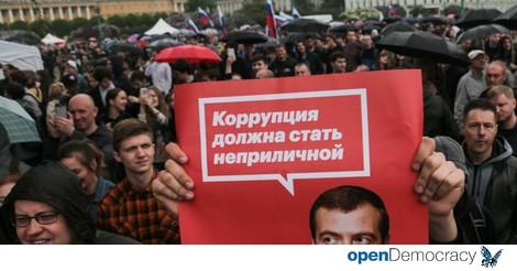 Proteste in Russland: Graswurzelbewegung oder Politik-Maschine?
