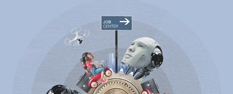 Die Arbeitnehmerin der Zukunft: Vom Kosten- zum Kreativfaktor