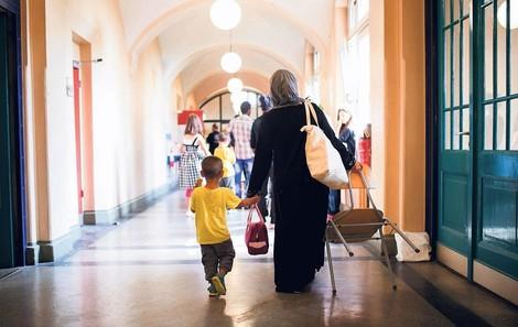 """""""Sie sind nicht Flüchtlinge, sondern vor allem aber sind sie - Lernende"""""""