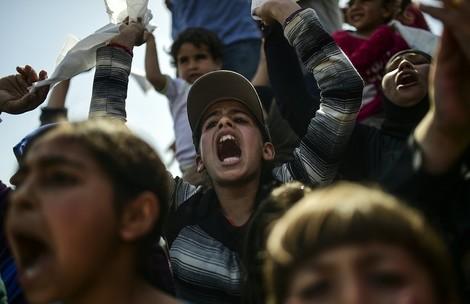 Journalisten teilen ihre Eindrücke von Flüchtlingskrisen aus aller Welt