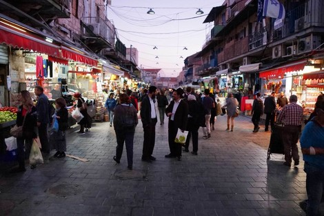 Auf der Suche nach Hoffnung in Jerusalem
