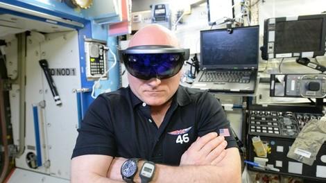Aliens auf der ISS: NASA-Astronauten spielen mit Augmented Reality