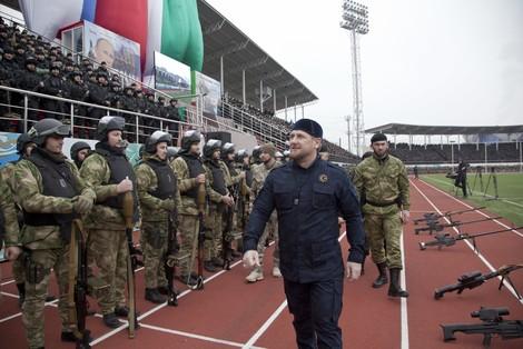 Ramsan Kadyrow - Putins Kontaktmann für die islamische Welt