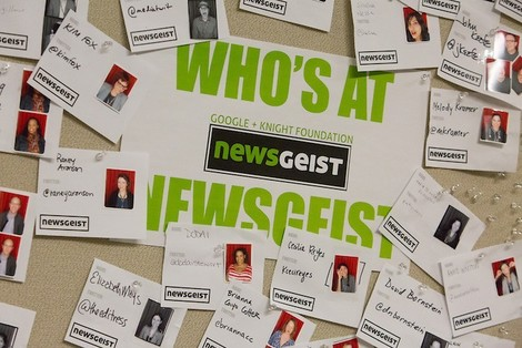 Lohnende Video-Häppchen: 150 digitale Vordenker hirnstürmen über die Zukunft des Journalismus.