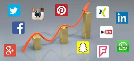 Interessante Zahlen zur Nutzung von Social Media in Deutschland