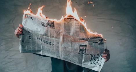 Demokratie und Journalismus sind eins