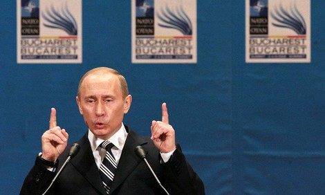 Russland und der Westen: Im Verfolgungswahn
