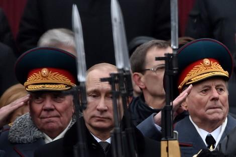 Putins Armee - ein Papiertiger?