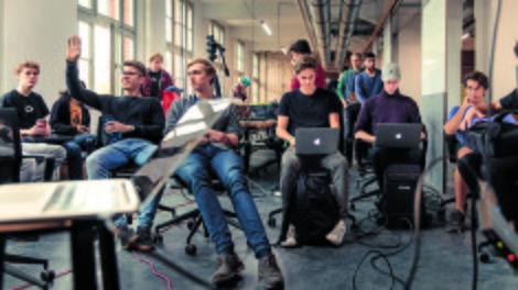 Pauken war gestern: Deutschlands jüngste Uni bringt die Lust am Lernen zurück