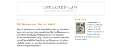 Fall Böhmermann: Was darf Satire?