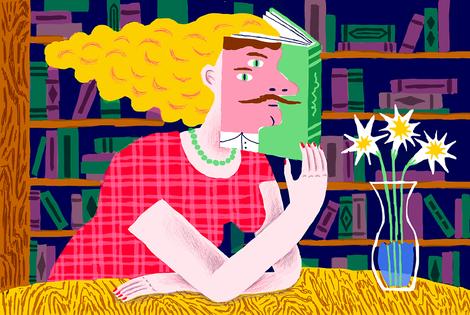 Was passiert, wenn man als weibliche Autorin unter einem männlichen Namen agiert