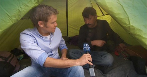 EU schließt die Balkanroute: Die katastrophale Situation der Flüchtlinge in Griechenland (TV)