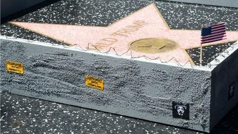 Hollywood walk of fame, München und der space an sich