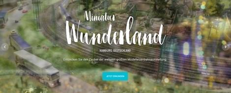 Komm mit ins Miniaturenwunderland