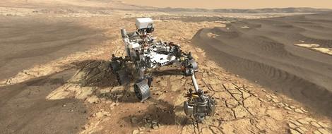 Das nächste Ziel auf dem Mars