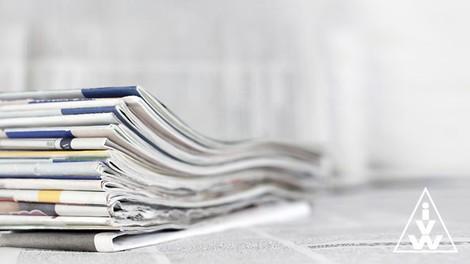 Bild verliert 12%, Welt 14%, Handelsblatt und taz gewinnen dank ePaper-Abos