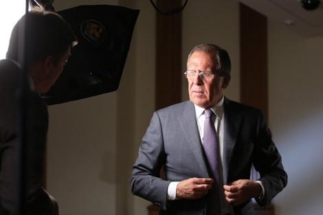 """""""Seine Moral ist der russische Staat"""" - Porträt des Außenministers Sergej Lawrow"""