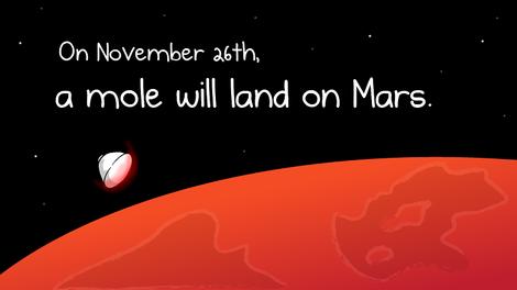 Die neue Marsmission als Comic erklärt