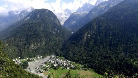 Was der Bergsturz in den Alpen mit dem Tropensturm Harvey zu tun hat