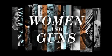 Frauen und Waffen – 10 kurze Geschichten aus Amerika