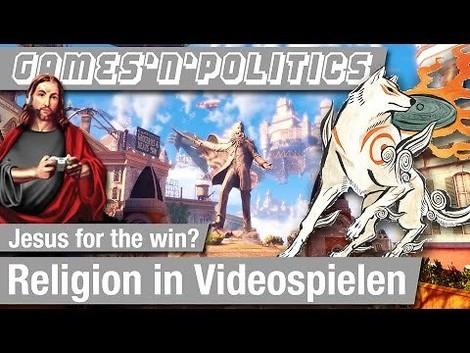 Moses, Amaterasu & Co. – Die Darstellung von Religion in Games