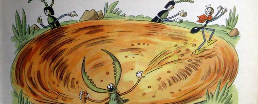 Kinderbücher 7: Die großen Abenteuer des kleinen Ferdinand