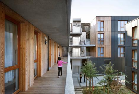 Schöner wohnen: Fünf Erfolgsprojekte des sozialen Wohnungsbaus