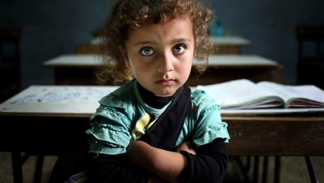 Als würden alle Kinder in Deutschland, Österreich und der Schweiz nicht zur Schule gehen