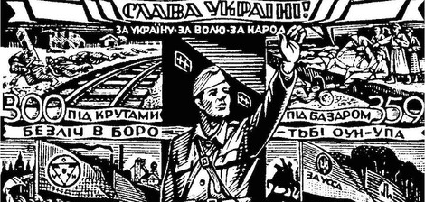 Der Mann, der die ukrainische Geschichte umschreibt