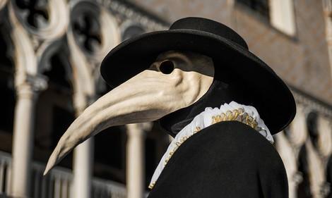 Der Schwarze Tod auf Reisen. Wie die Pest im Mittelalter nach Europa kam.