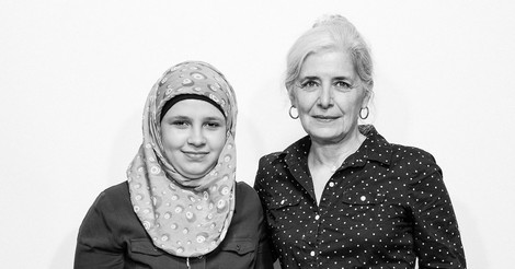 Kanadas privater Flüchtlingsschutz: Bürger die Syrer in Sicherheit bringen