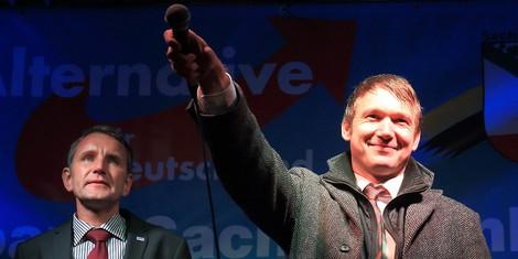 National, konservativ, rechtsextrem? Neue Konkurrenz am rechten Rand für die AfD