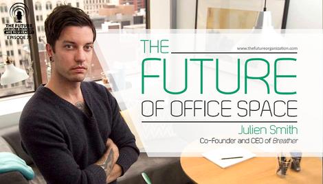 Musst du etwa jeden Tag dasselbe Büro nutzen?