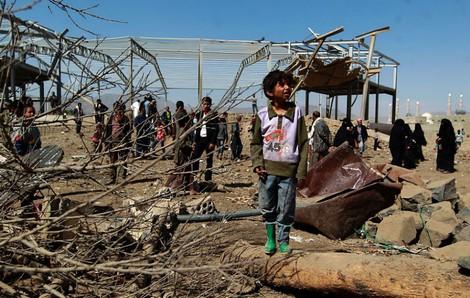 Ein Jahr Krieg im Jemen. Oder: Wie mit westlichen Waffen Flüchtlingsströme entstehen