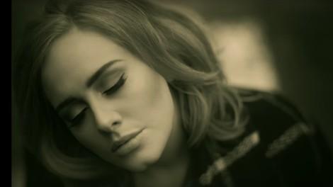 """Adele entscheidet sich dagegen, ihr neues Album """"25"""" via Streaming zur Verfügung zu stellen"""