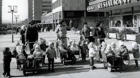 Rundumbetreuung: Was machten DDR-Wochenkrippen mit den Kindern?