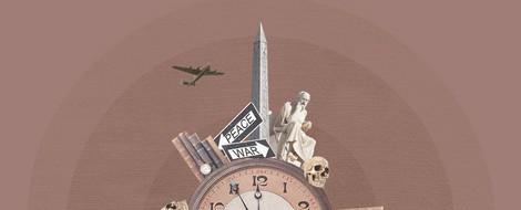 Von Toten an den Grenzen