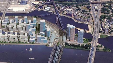 Bis zu 30 Stockwerke: neue Hochhäuser für Hamburg