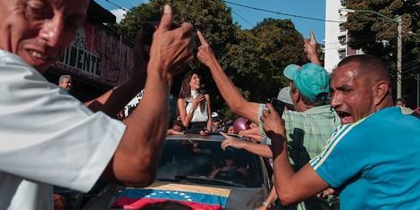 Endlich freie Wahlen in Venezuela – also, der Schönheitskönigin
