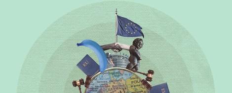 Was Schäuble 1994 über Europa dachte