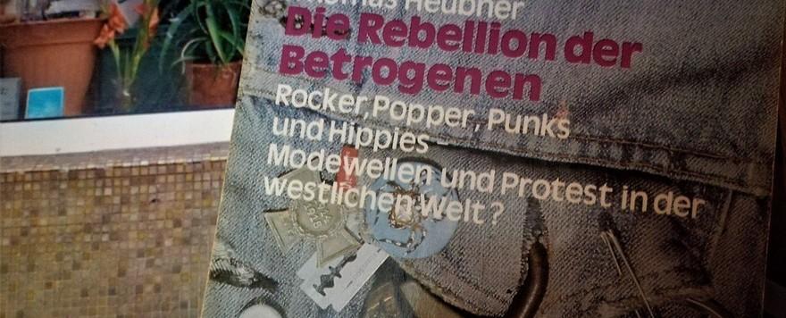 """Mein kleiner Buchladen: """"Systemgeprägte Publikationen"""" – Die Rebellion der Betrogenen"""