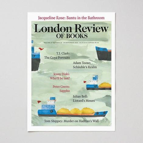 Jenny Diskis atemberaubende Serie über ihr Sterben und Doris Lessing in der London Review of Books