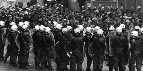 Nichts zu feiern: 30 Jahre Hamburger Kessel